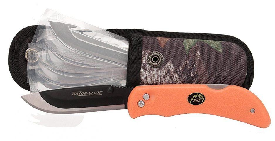 Outdoor Edge Razor-Lite Folding Hunting Knife