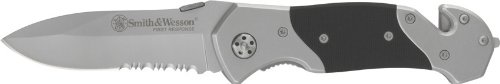 Smith & Wesson 1st Response SWFRS Liner Lock Folding Knife