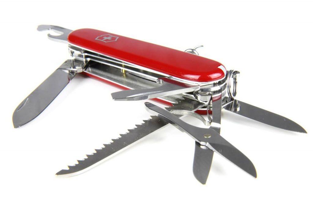 Leatherman Vs Swiss Army Knife Wich One Is Better